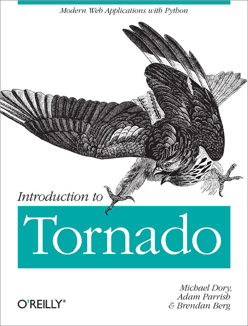 "cover for ""introduction to tornado"""